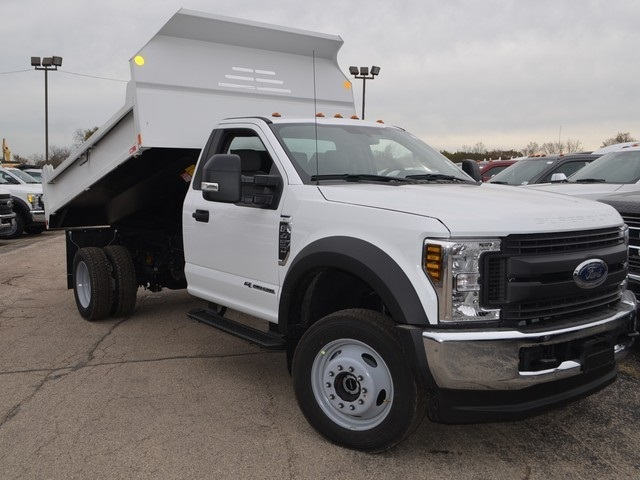 2019 F-450 Regular Cab DRW 4x4,  Monroe Dump Body #AT10298 - photo 15