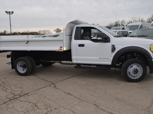 2019 F-450 Regular Cab DRW 4x4,  Monroe Dump Body #AT10298 - photo 4