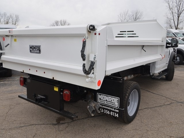 2019 F-450 Regular Cab DRW 4x4,  Monroe Dump Body #AT10298 - photo 2
