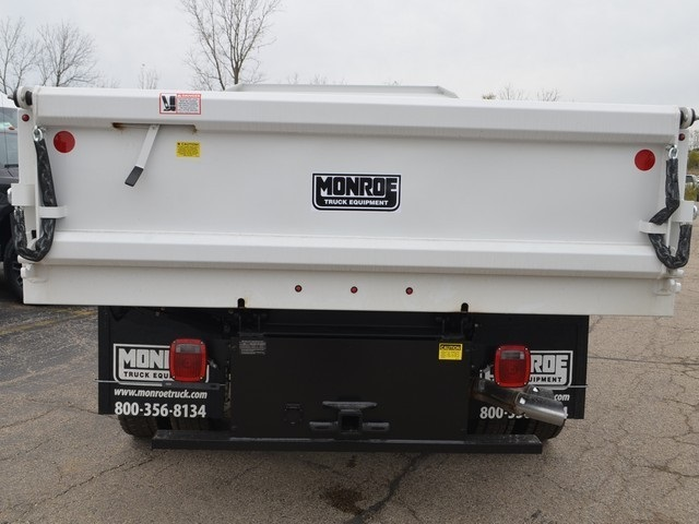 2019 F-450 Regular Cab DRW 4x4,  Monroe Dump Body #AT10298 - photo 5