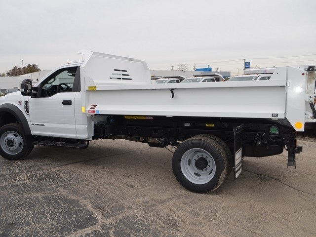 2019 F-450 Regular Cab DRW 4x4,  Monroe Dump Body #AT10298 - photo 7