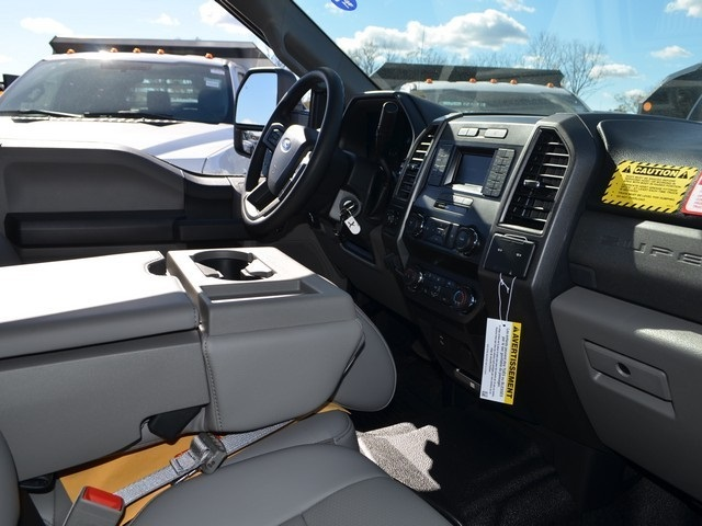 2019 F-550 Crew Cab DRW 4x4,  Monroe Dump Body #AT10307 - photo 11