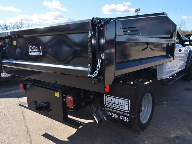 2019 F-550 Crew Cab DRW 4x4,  Monroe Dump Body #AT10307 - photo 2