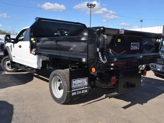 2019 F-550 Crew Cab DRW 4x4,  Monroe Dump Body #AT10307 - photo 6