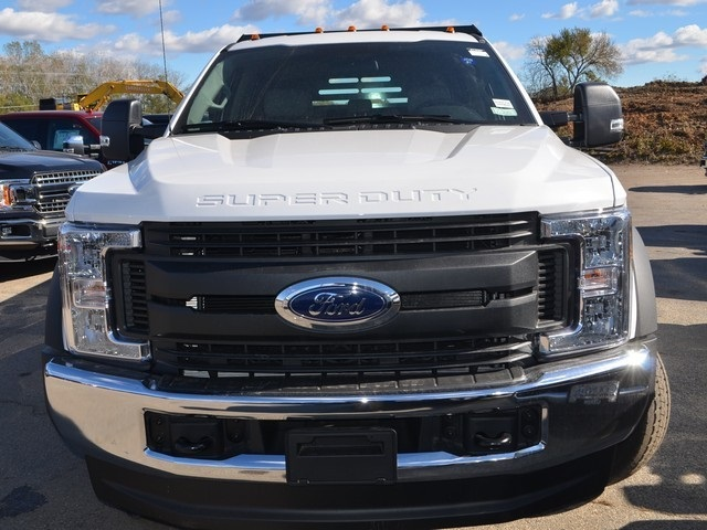 2019 F-550 Crew Cab DRW 4x4,  Monroe Dump Body #AT10307 - photo 8