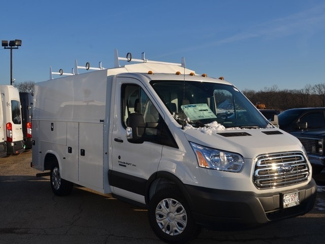 2018 Transit 350 4x2,  Knapheide Service Utility Van #AT10313 - photo 10