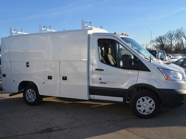 2018 Transit 350 4x2,  Knapheide Service Utility Van #AT10313 - photo 4