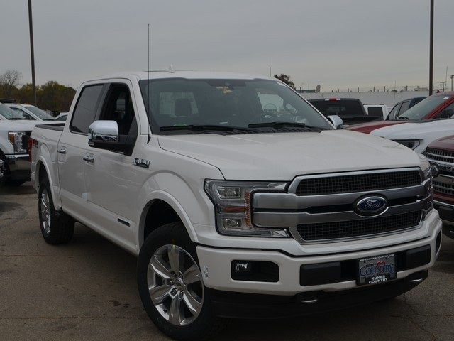 2018 F-150 SuperCrew Cab 4x4,  Pickup #AT10319 - photo 9
