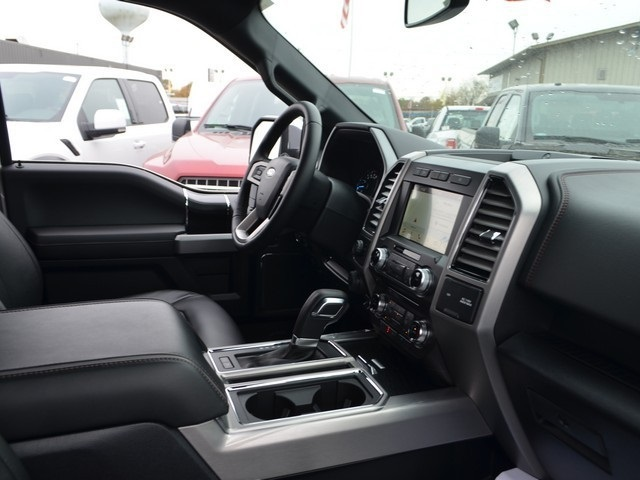 2018 F-150 SuperCrew Cab 4x4,  Pickup #AT10319 - photo 11