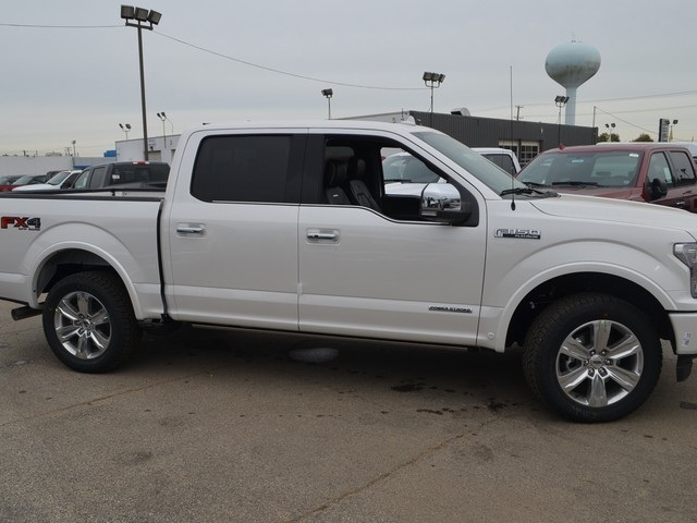 2018 F-150 SuperCrew Cab 4x4,  Pickup #AT10319 - photo 4