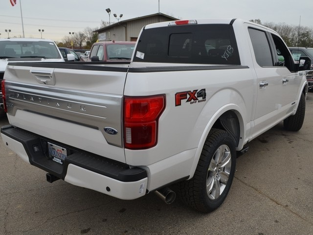 2018 F-150 SuperCrew Cab 4x4,  Pickup #AT10319 - photo 2