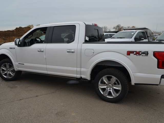 2018 F-150 SuperCrew Cab 4x4,  Pickup #AT10319 - photo 7