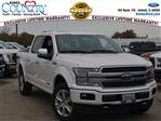 2018 F-150 SuperCrew Cab 4x4,  Pickup #AT10319 - photo 1