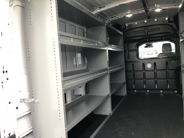 2019 Transit 250 Med Roof 4x2,  Adrian Steel Upfitted Cargo Van #AT10336 - photo 3