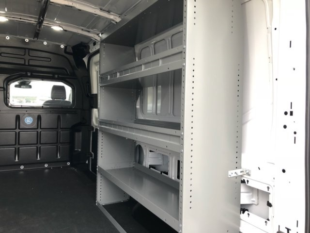 2019 Transit 250 Medium Roof 4x2,  Upfitted Cargo Van #AT10336 - photo 4