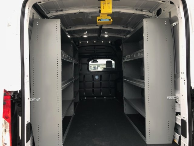 2019 Transit 250 Med Roof 4x2,  Adrian Steel Upfitted Cargo Van #AT10336 - photo 2