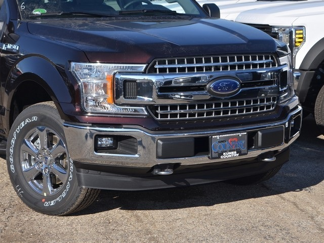 2018 F-150 SuperCrew Cab 4x4,  Pickup #AT10339 - photo 3