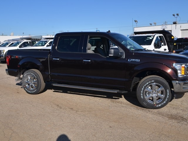 2018 F-150 SuperCrew Cab 4x4,  Pickup #AT10339 - photo 4