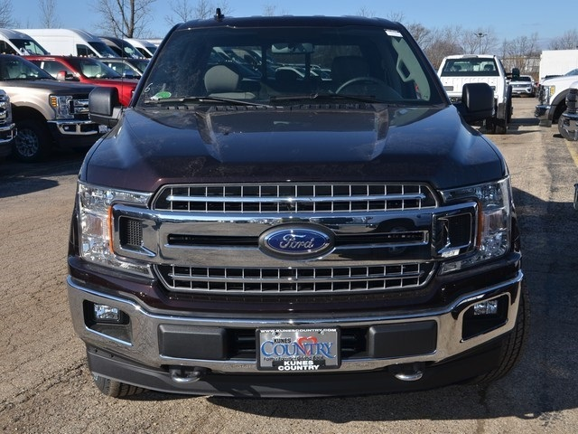 2018 F-150 SuperCrew Cab 4x4,  Pickup #AT10339 - photo 7