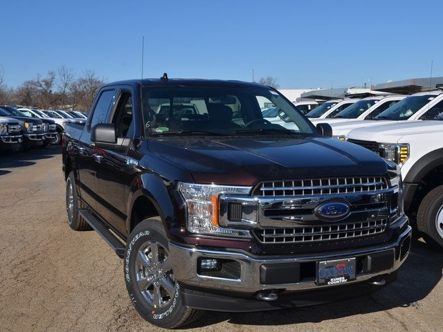 2018 F-150 SuperCrew Cab 4x4,  Pickup #AT10339 - photo 8
