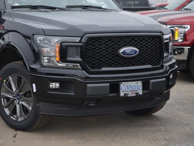 2018 F-150 SuperCrew Cab 4x4,  Pickup #AT10351 - photo 3