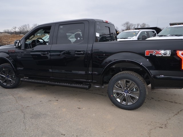 2018 F-150 SuperCrew Cab 4x4,  Pickup #AT10351 - photo 7