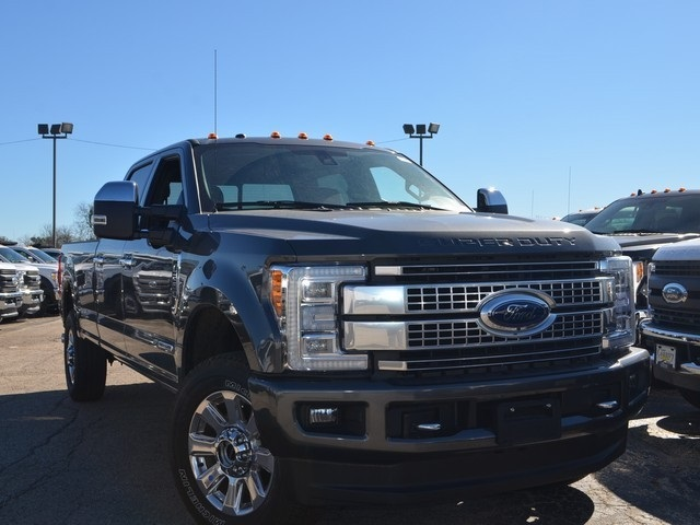 2018 F-250 Crew Cab 4x4,  Pickup #AT10355 - photo 9