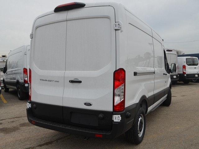 2019 Transit 250 Med Roof 4x2,  Empty Cargo Van #AT10371 - photo 5