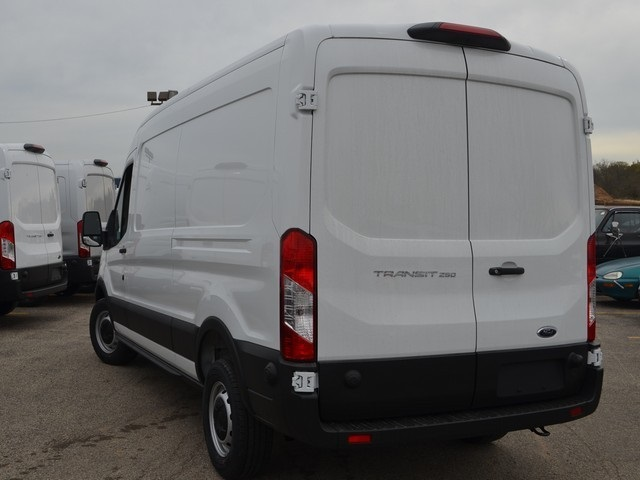 2019 Transit 250 Med Roof 4x2,  Empty Cargo Van #AT10371 - photo 7