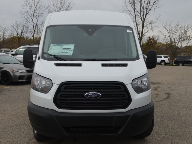 2019 Transit 250 Med Roof 4x2,  Empty Cargo Van #AT10371 - photo 9