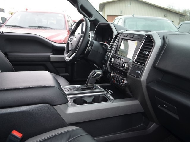 2018 F-150 SuperCrew Cab 4x4,  Pickup #AT10386 - photo 11