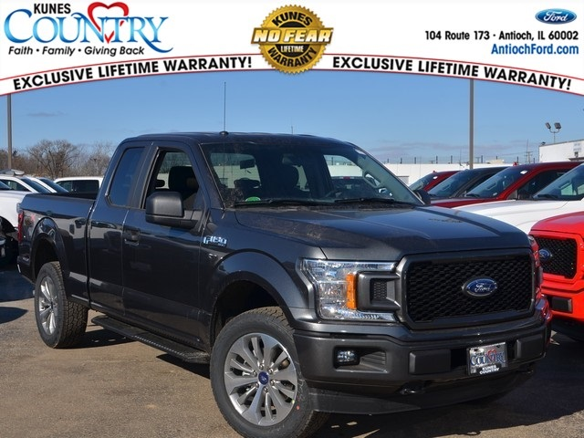 2018 F-150 Super Cab 4x4,  Pickup #AT10387 - photo 1