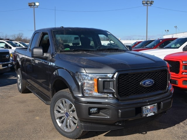 2018 F-150 Super Cab 4x4,  Pickup #AT10387 - photo 8