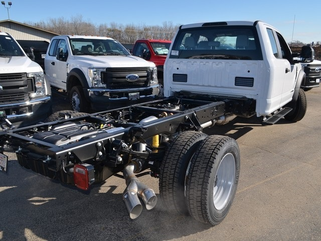 2019 F-450 Super Cab DRW 4x4,  Cab Chassis #AT10420 - photo 4