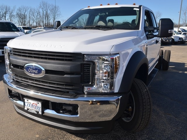 2019 F-450 Super Cab DRW 4x4,  Cab Chassis #AT10420 - photo 7