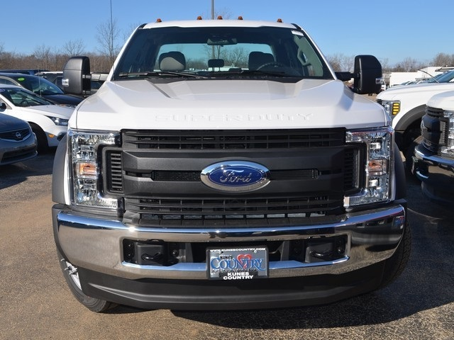 2019 F-450 Super Cab DRW 4x4,  Cab Chassis #AT10420 - photo 8