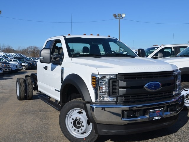 2019 F-450 Super Cab DRW 4x4,  Cab Chassis #AT10420 - photo 9