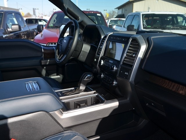 2018 F-150 SuperCrew Cab 4x4,  Pickup #AT10432 - photo 10