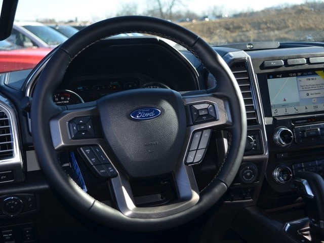 2018 F-150 SuperCrew Cab 4x4,  Pickup #AT10432 - photo 16