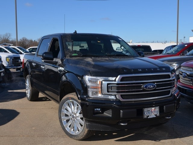 2018 F-150 SuperCrew Cab 4x4,  Pickup #AT10432 - photo 8
