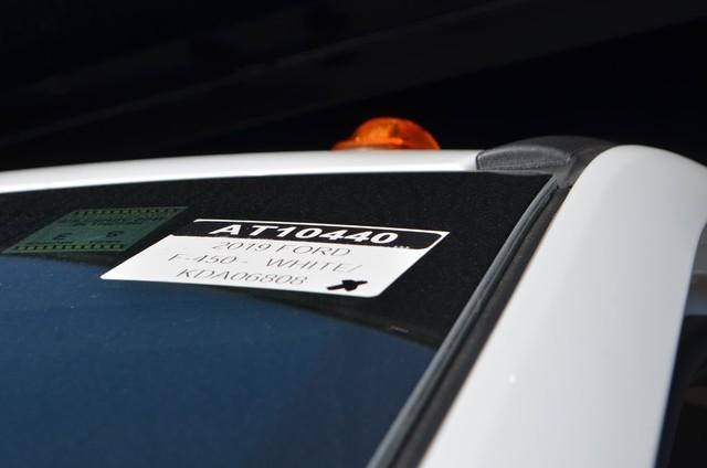 2019 F-450 Regular Cab DRW 4x4,  Reading Landscaper SL Landscape Dump #AT10440 - photo 25