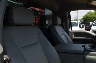 2019 F-450 Regular Cab DRW 4x4,  Reading Landscaper SL Landscape Dump #AT10440 - photo 10