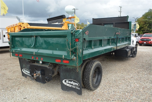2002 GMC C6500 4x2, Dump Body #AT10451A - photo 1