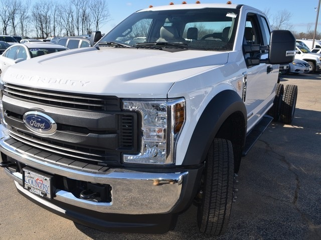 2019 F-450 Super Cab DRW 4x4,  Cab Chassis #AT10481 - photo 7