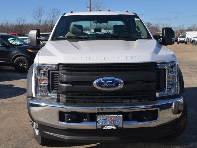 2019 F-450 Super Cab DRW 4x4,  Cab Chassis #AT10481 - photo 8