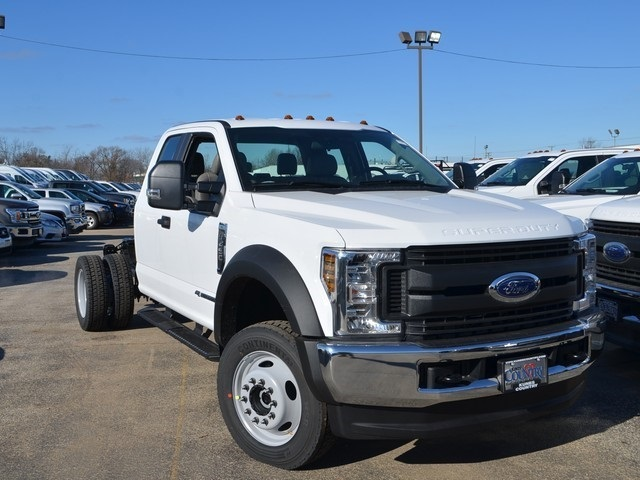 2019 F-450 Super Cab DRW 4x4,  Cab Chassis #AT10481 - photo 9