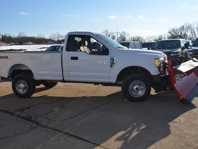 2018 F-250 Regular Cab 4x4,  Pickup #AT10488 - photo 4