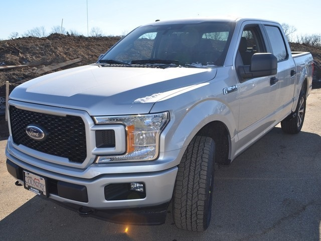 2019 F-150 SuperCrew Cab 4x4,  Pickup #AT10501 - photo 6