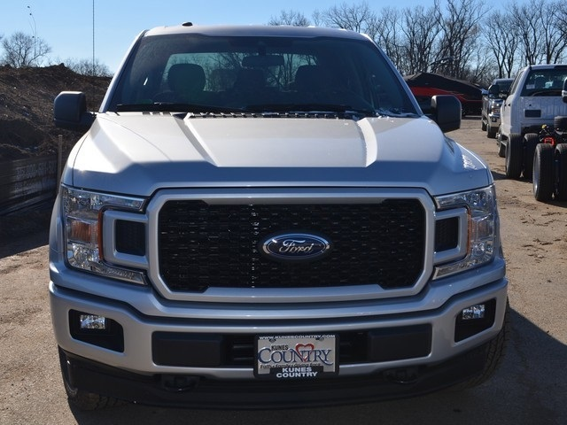 2019 F-150 SuperCrew Cab 4x4,  Pickup #AT10501 - photo 7