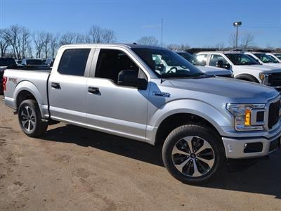 2019 F-150 SuperCrew Cab 4x4,  Pickup #AT10501 - photo 4